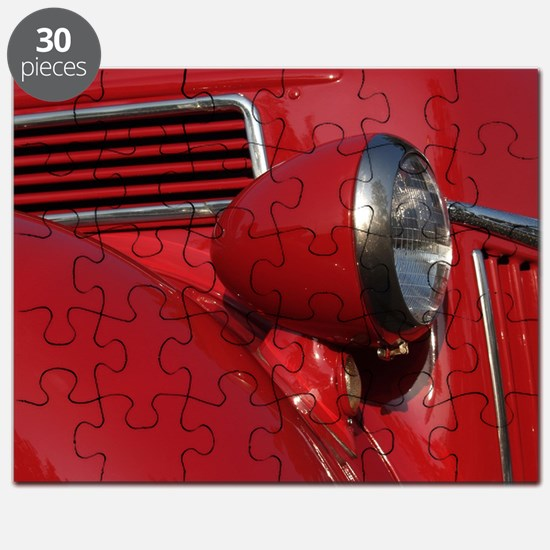 Cute Vintage 1947 Puzzle