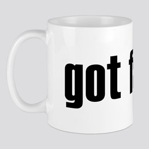 got faith? Mug