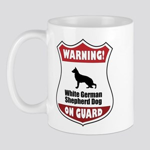 Shepherd On Guard Mug