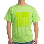 294c2. brilliance Green T-Shirt