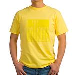294c2. brilliance Yellow T-Shirt