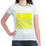 294c2. brilliance Jr. Ringer T-Shirt