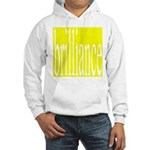 294c2. brilliance Hooded Sweatshirt