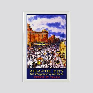 Atlantic City New Jersey Travel Magnets