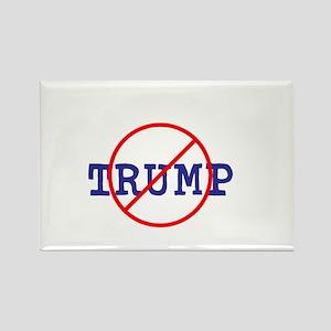 Anti Trump, no Trump Magnets