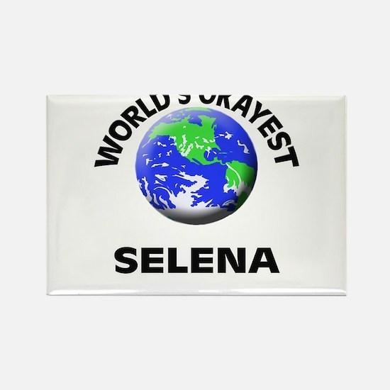 World's Okayest Selena Magnets