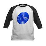 Blue Dragonfly Kids Baseball Jersey