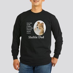 Sheltie Dad Long Sleeve T-Shirt