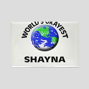 World's Okayest Shayna Magnets