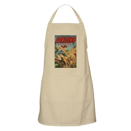 Exciting Comics issue 57 BBQ Apron