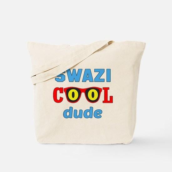 Swazi Cool Dude Tote Bag