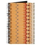 Deco Pipe Pattern Journal