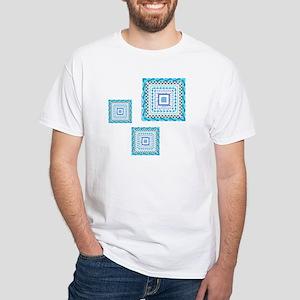 Comet White T-Shirt