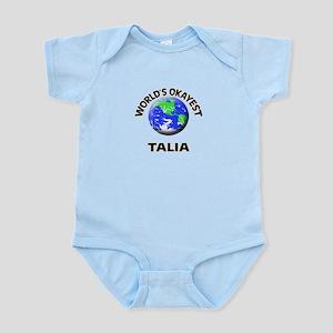World's Okayest Talia Body Suit