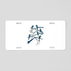MEETING Aluminum License Plate