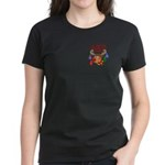 Christmas I want my Soldier Women's Dark T-Shirt