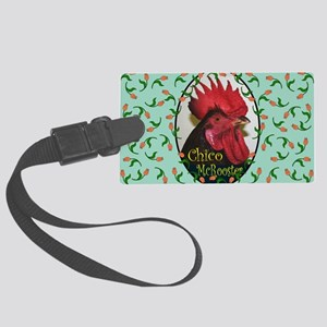 Chico McRooster Large Luggage Tag