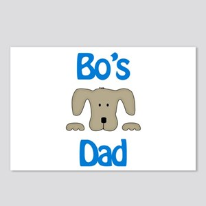 Bo's Dad Postcards (Package of 8)
