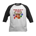 Christmas without my Soldier Kids Baseball Jersey