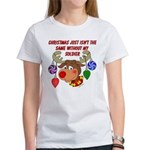 Christmas without my Soldier Women's T-Shirt