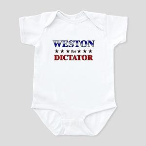 WESTON for dictator Infant Bodysuit
