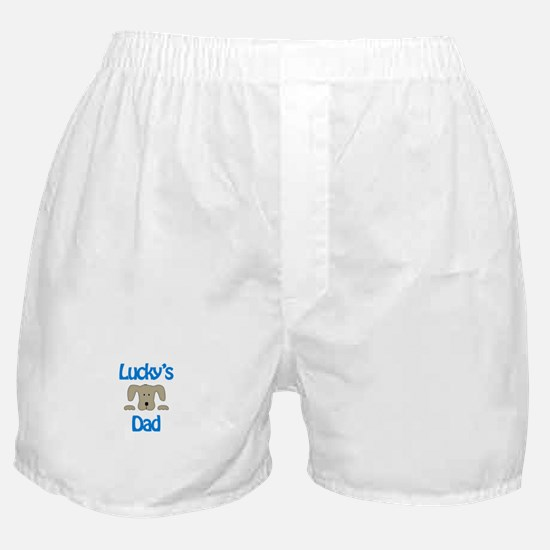 Lucky's Dad Boxer Shorts