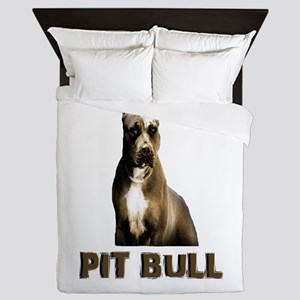 Pitbull Queen Duvet