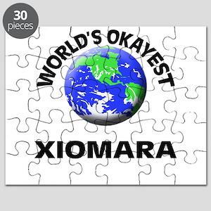 World's Okayest Xiomara Puzzle