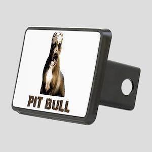 Pitbull Rectangular Hitch Cover