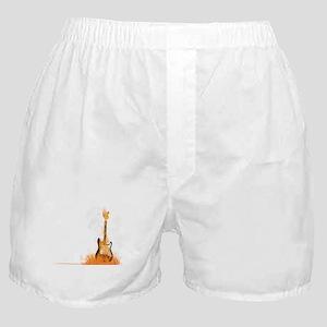 Hot Riffs Boxer Shorts