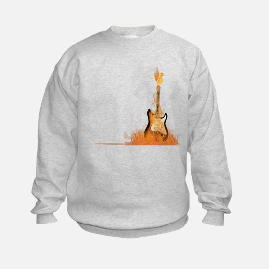 Hot Riffs Sweatshirt