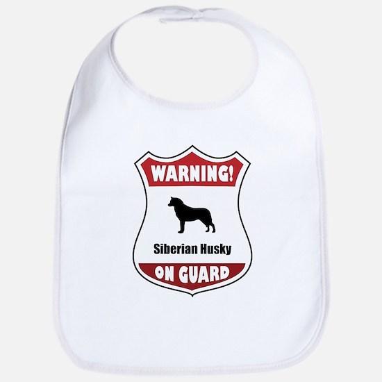 Husky On Guard Bib