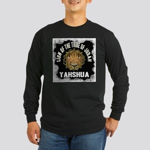 Yahshua Lion Long Sleeve T-Shirt