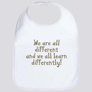 We're all Different Bib
