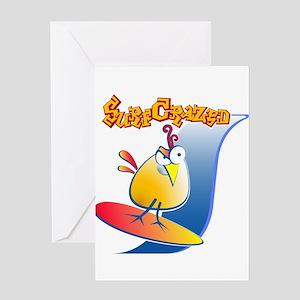 Sex Wax Greeting Card