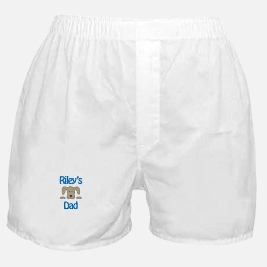 Riley's Dad Boxer Shorts