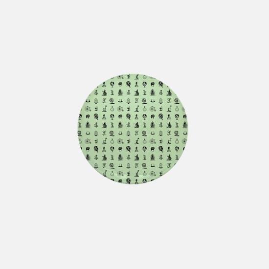 STEAMPUNK Mini Button