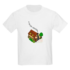Kids Clothes The Cozy House Tee T-Shirt