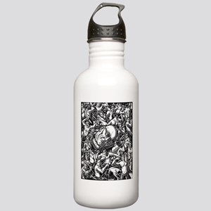Michel Foucault head c Stainless Water Bottle 1.0L