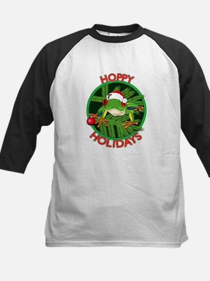 HoppyHolidays Kids Baseball Jersey