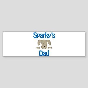 Sparky's Dad Bumper Sticker