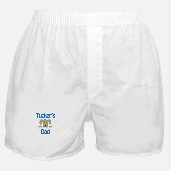 Tucker's Dad Boxer Shorts