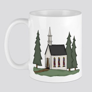 Prim Church Mug