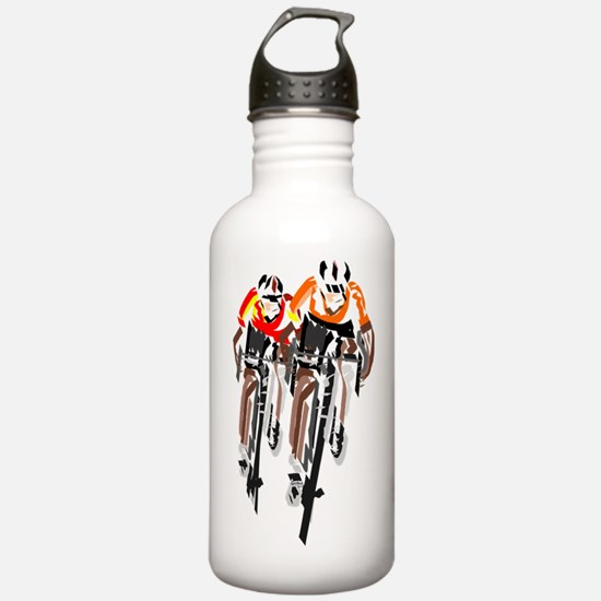 Cute Cycle Sports Water Bottle