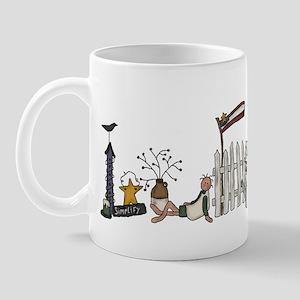 Prim Stuff Mug