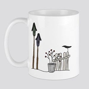 Birdhouses Mug