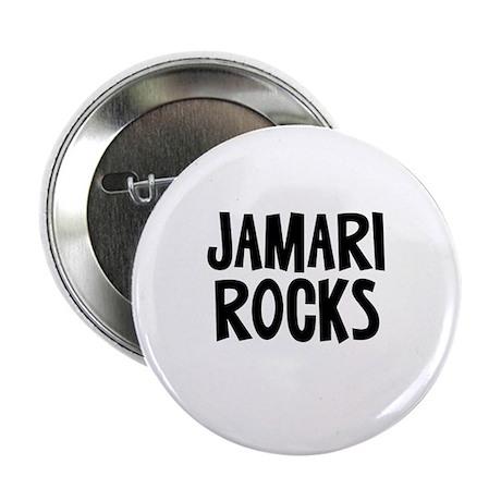 "Jamari Rocks 2.25"" Button (10 pack)"