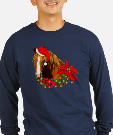Christmas Horse T