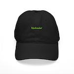 Mantracker 3 Black Cap