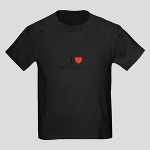 I Love GOURMANDIZER T-Shirt